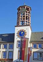 stadshuset av maskar (Tyskland) foto