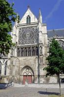 gotisk katedral foto