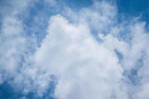 himmel mjuk i Thailand foto