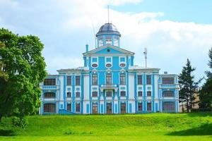 vorontsov palats eller novoznamenka, St. Petersburg. foto