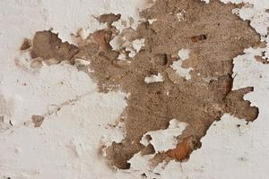 konsistens av gammal vägg