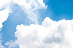 himmel mjuk och bekväm foto