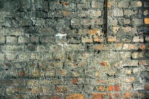 gammal tegelväggstextur