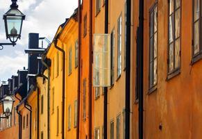 stockholm stad foto