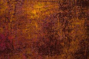 detaljerad struktur av rostig metall foto