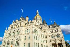 Connecticut State Capitol i Hartford, Connecticut foto