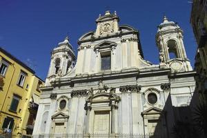 kyrkan santa restituta foto