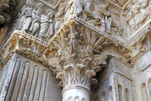 benedictine kloster av saint gilles du gard, france