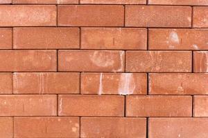 orange blockvägg kan användas för bakgrundsstruktur