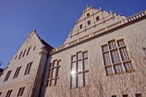 möteshall universitet foto