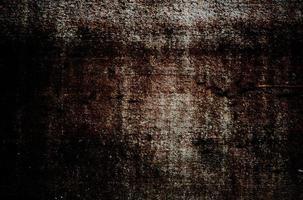 gammal grunge vägg textur med vinjett foto