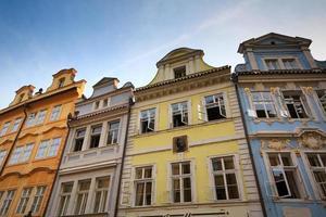 Prag, Tjeckien. foto