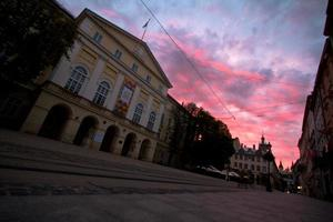 lviv, Ukraina foto