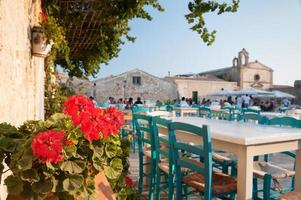 turnera i Sicilien foto