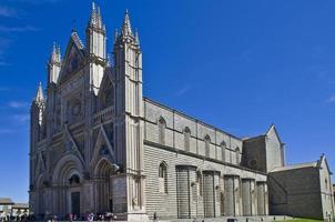 orvieto katedral foto