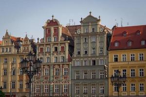 wroclaw stad foto
