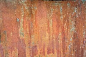rostig metall konsistens foto