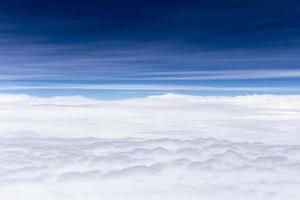 himmel och moln foto