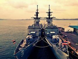 örlogsfartyg foto