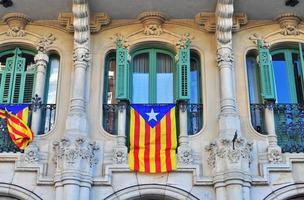 spanska hus foto