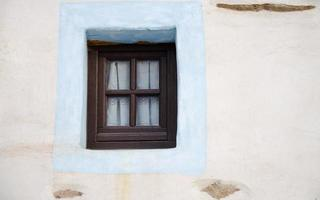 utsikt över Fonni, Sardinien foto
