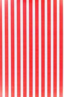 röd vit rand foto