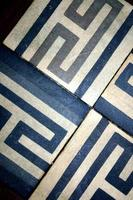 azulejo moderno foto