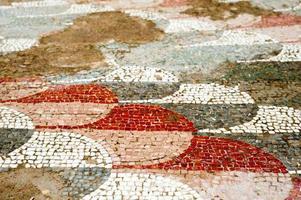 romerska mosaiker