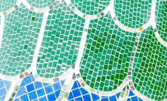 färgglad mosaik