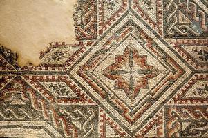 romerska mosaiker foto
