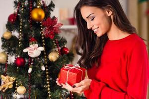firar jul hemma foto