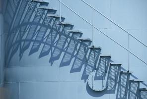 blå steg