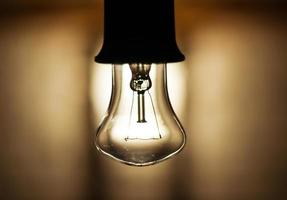 av glödlampa