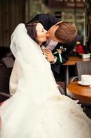 kyss foto