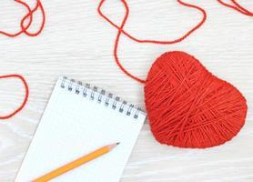älskar romantik hjärta