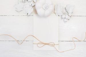 gratulationskort för tacksägelsedagen foto