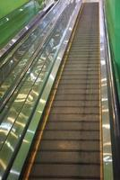 tomma rulltrappor foto