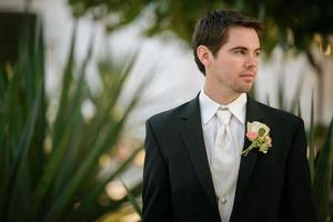 brudgummen foto
