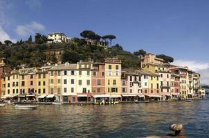 portofino, italien foto