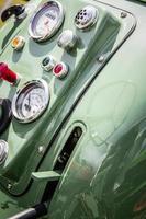 traktor oldtimer foto