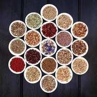 naturopatisk medicin foto