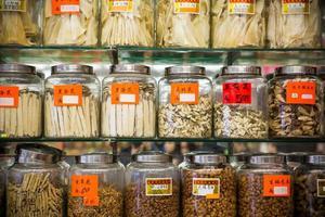 kinesisk medicin foto