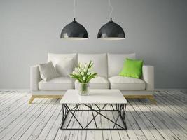 modern interiör foto