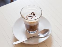 italiensk kaffe foto