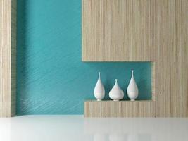 modernt vardagsrum design. foto