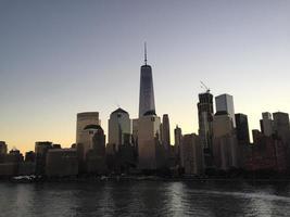 utsikt över Manhattan