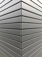 geometriska väggmönster
