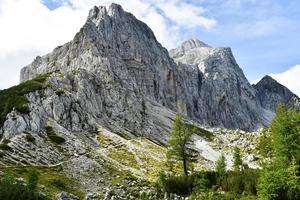 Juliska alperna, Slovenien foto
