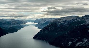 fjordar i norge foto