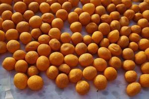 baljväxtfrukt i Thailand